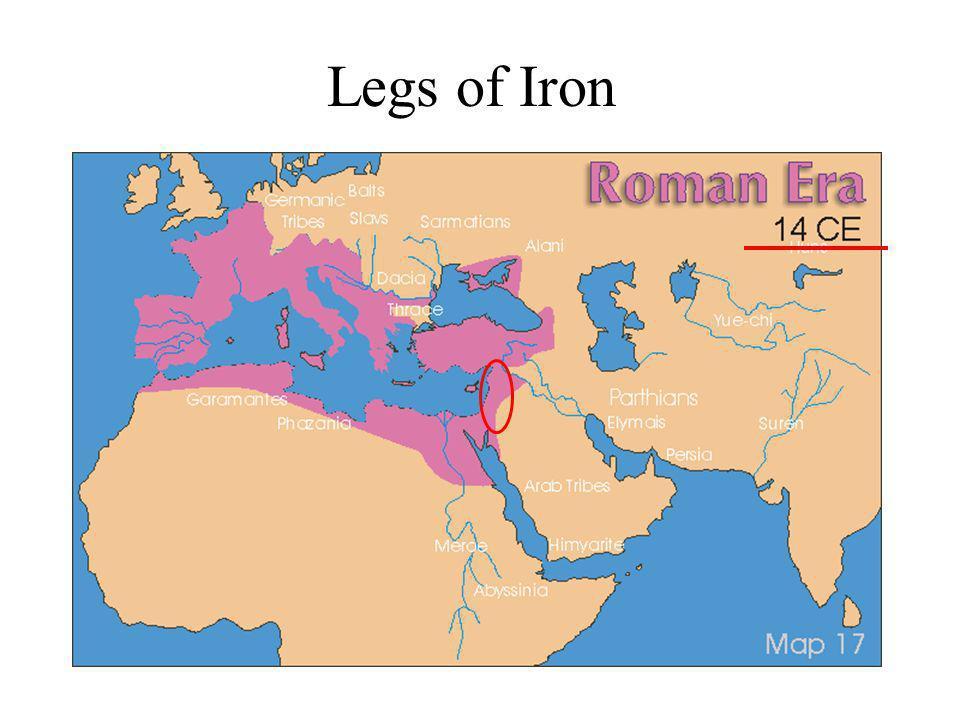 Legs of Iron