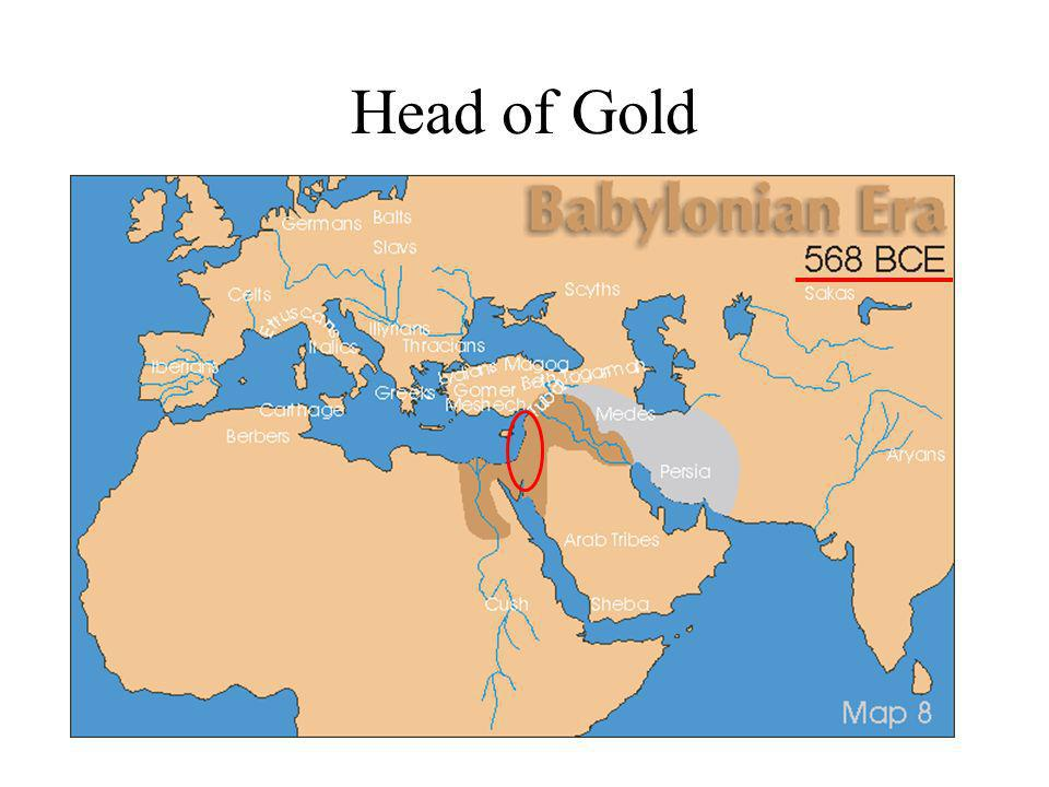 Head of Gold
