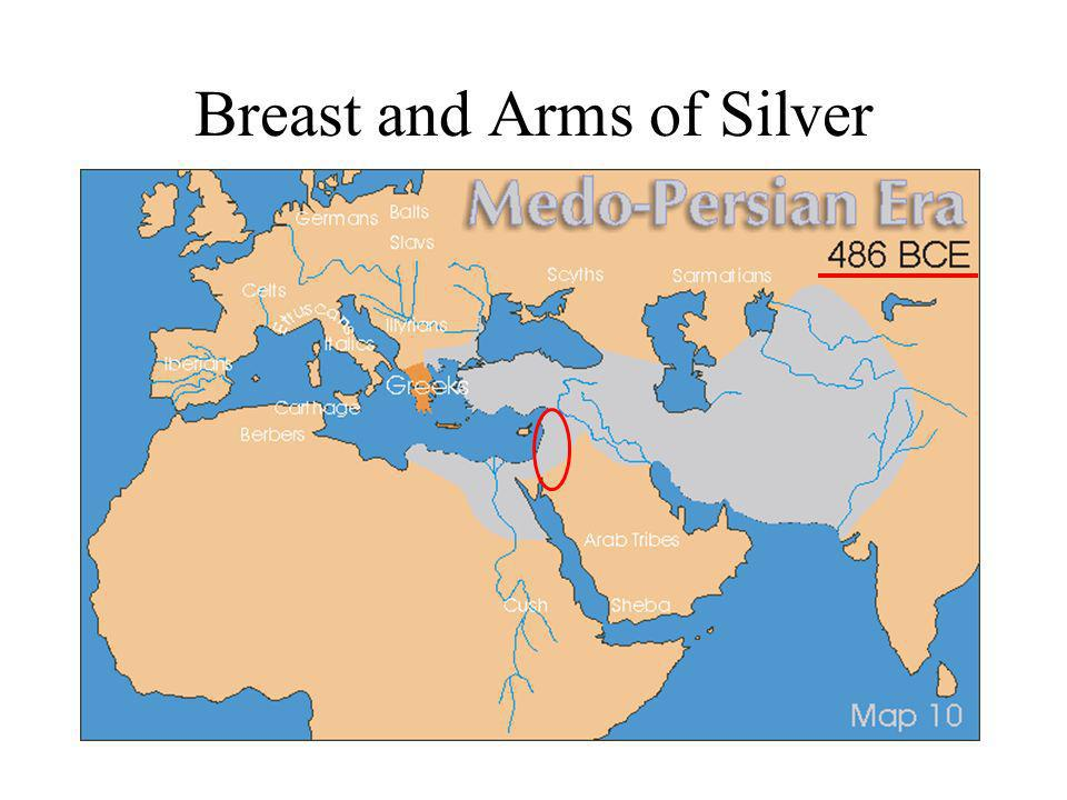 Breast and Arms of Silver