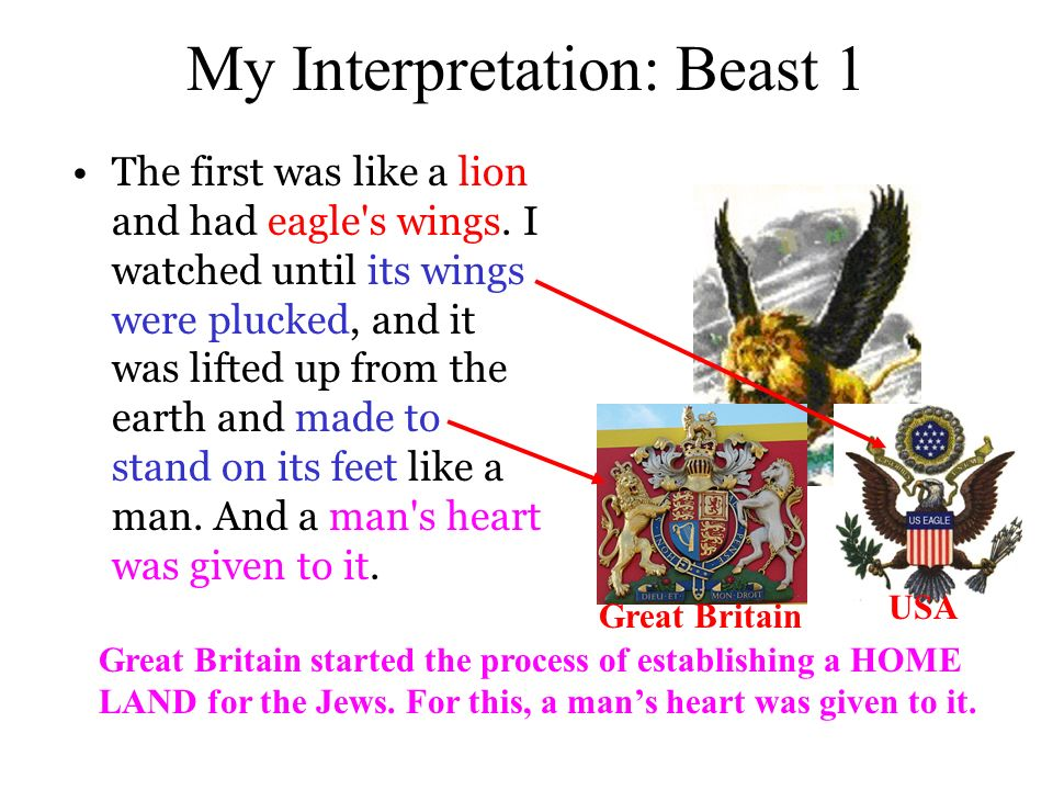 My Interpretation: Beast 1