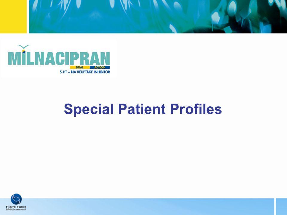 Special Patient Profiles