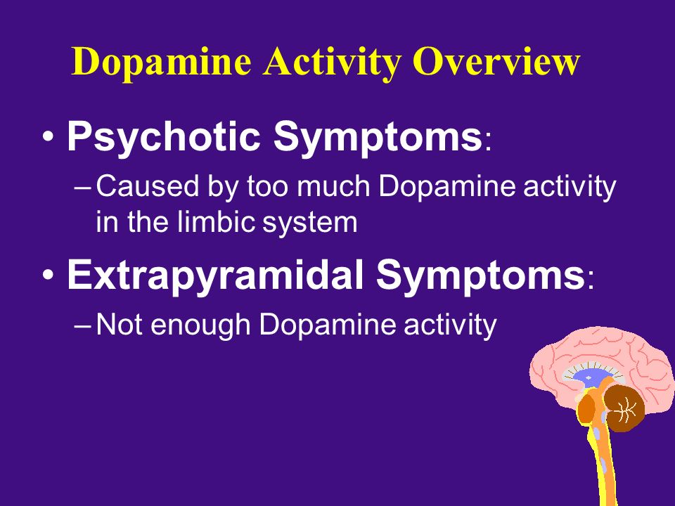 Dopamine Activity Overview