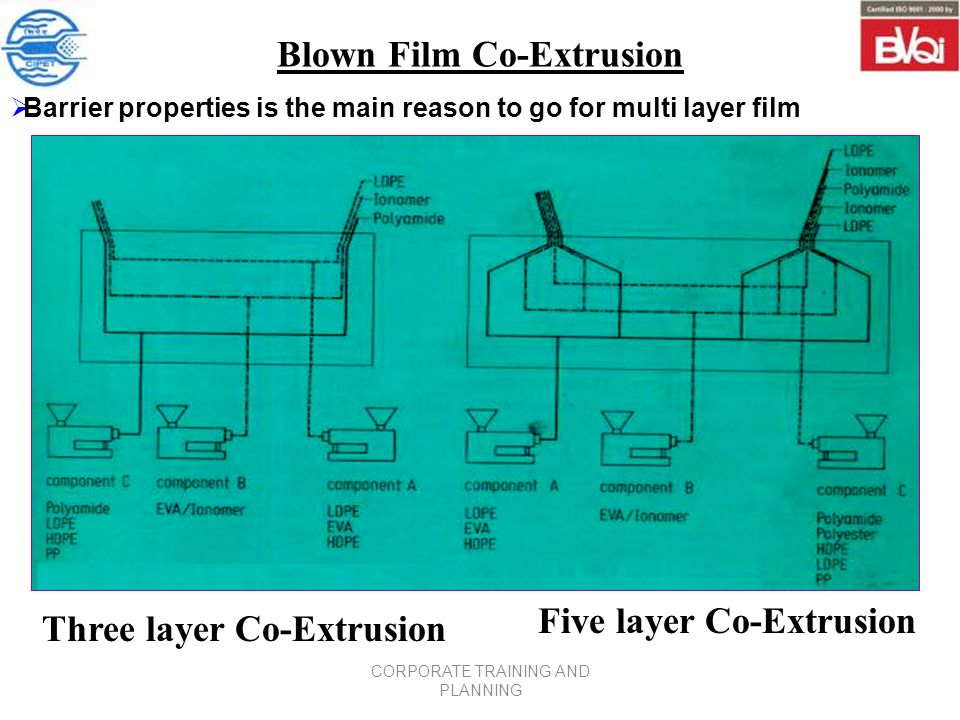 blown film extrusion process pdf