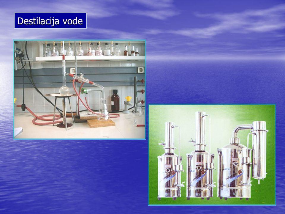 Destilacija vode