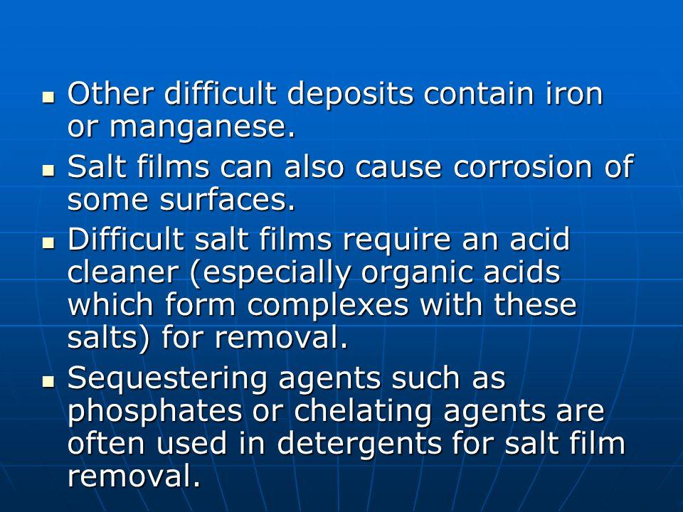 chelation rust remover