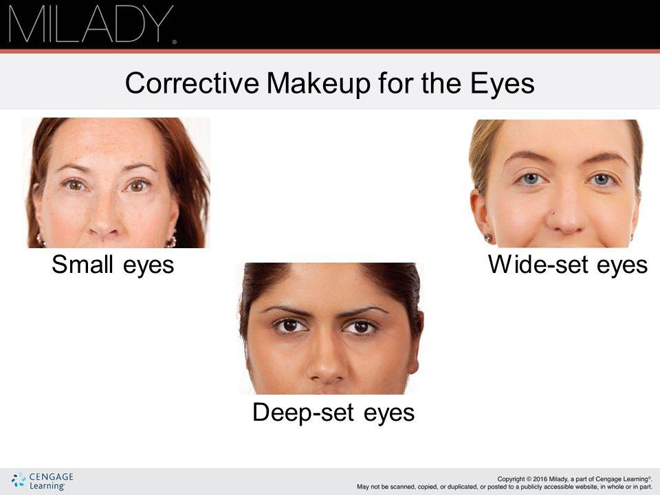 Makeup tips for wide set eyes