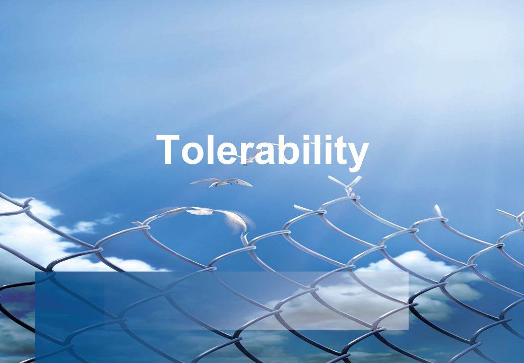 Tolerability