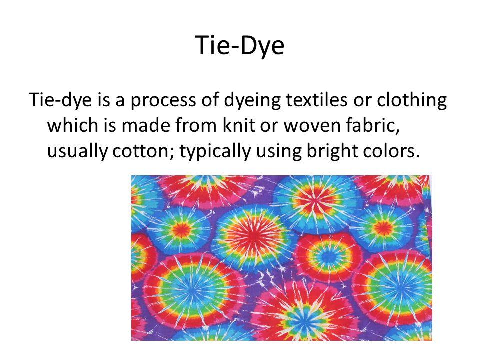 Tie dye clothing online