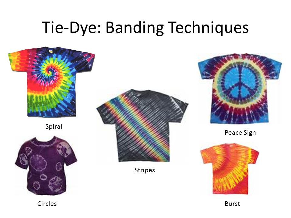Counterculture of the 1960 s ppt video online download - Technique tie and dye ...