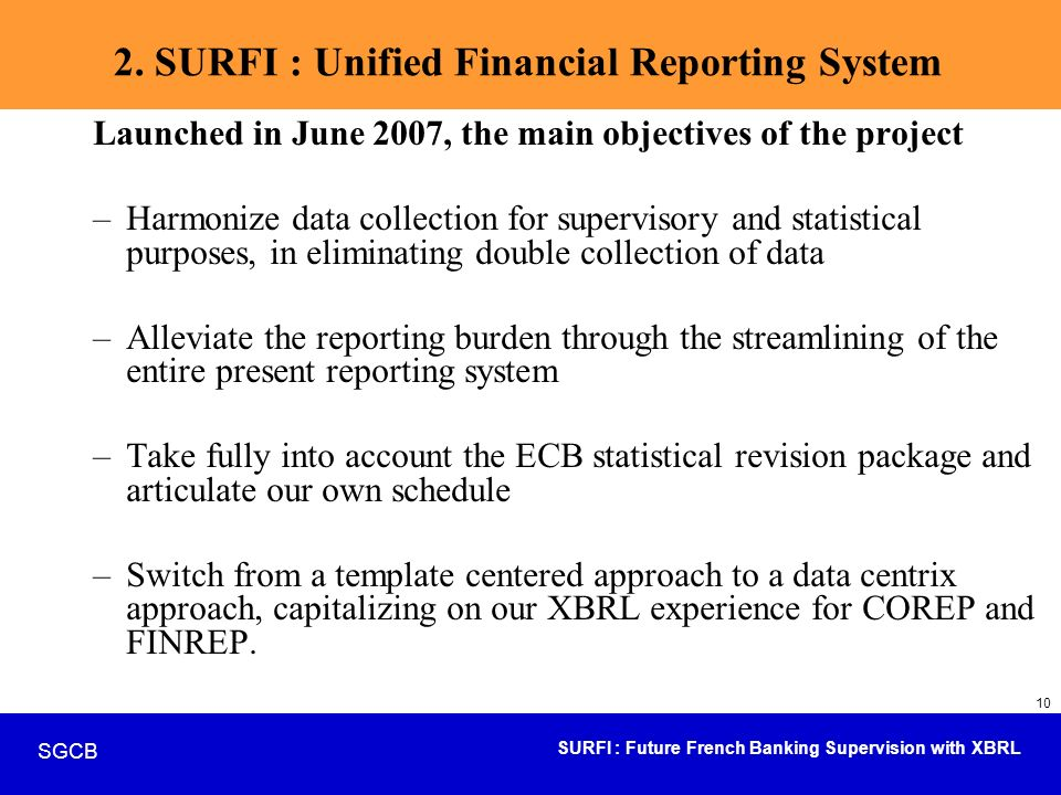 key to financial reporting financial statement