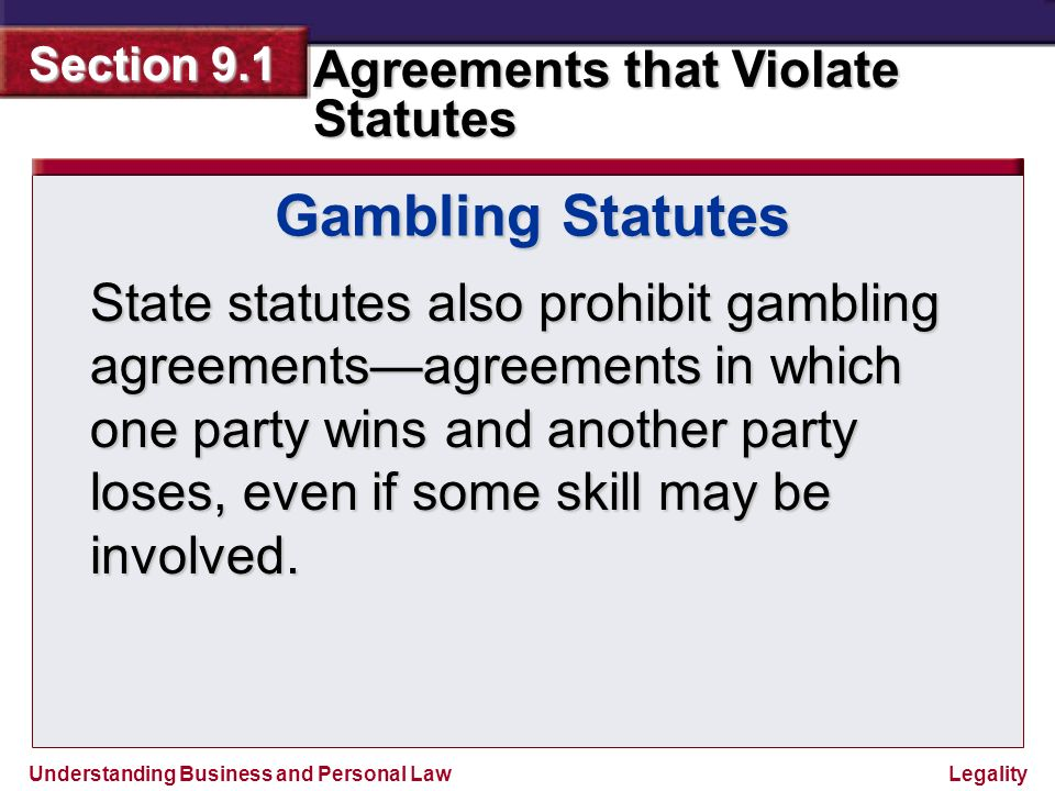 Gambling statute mr. bs casino 4800 sw meadows rd. #475
