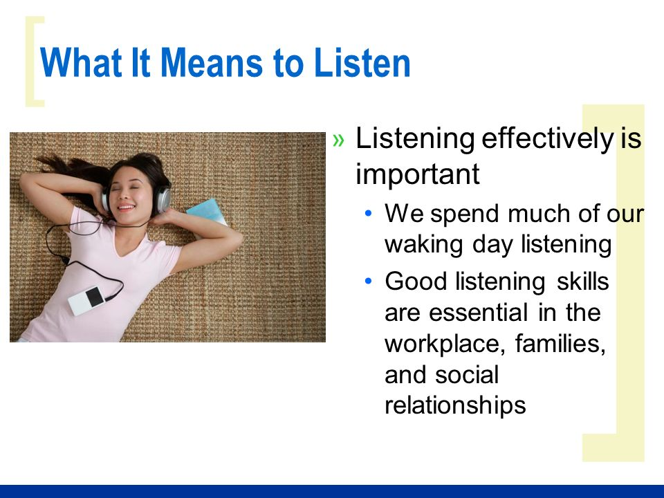 How Listening Can Improve Workplace Performance