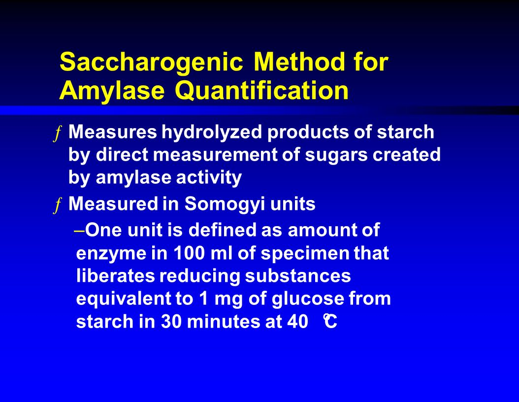 amylase activity on starch How does temperature affect the action of amylase on starch extracts from this document introduction how does temperature affect the action of amylase on starch hypothesis: investigating the effect of temperature on the activity of free and immobilised enzymes.