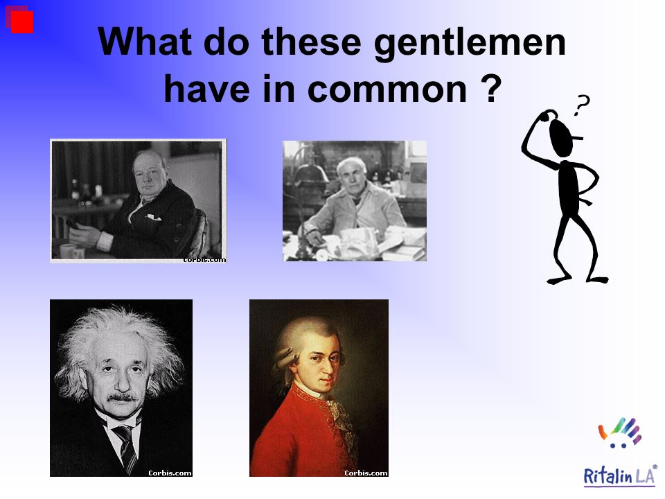 What do these gentlemen have in common