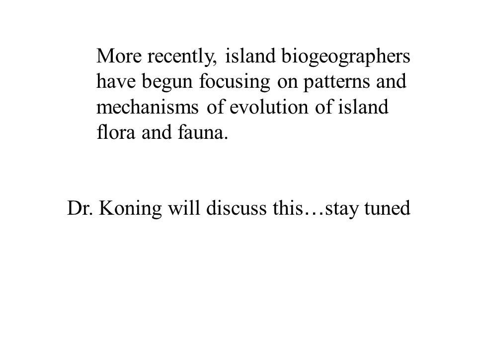 Dr. Koning will discuss this…stay tuned