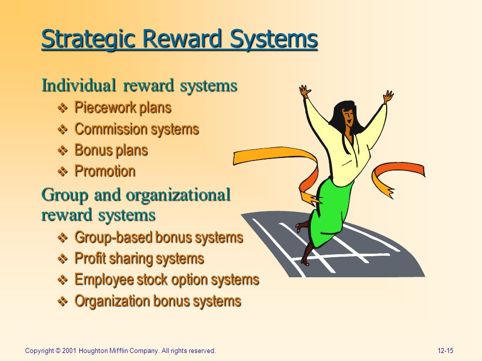 How to Design a Reward System for Employees in a Human Service Organization