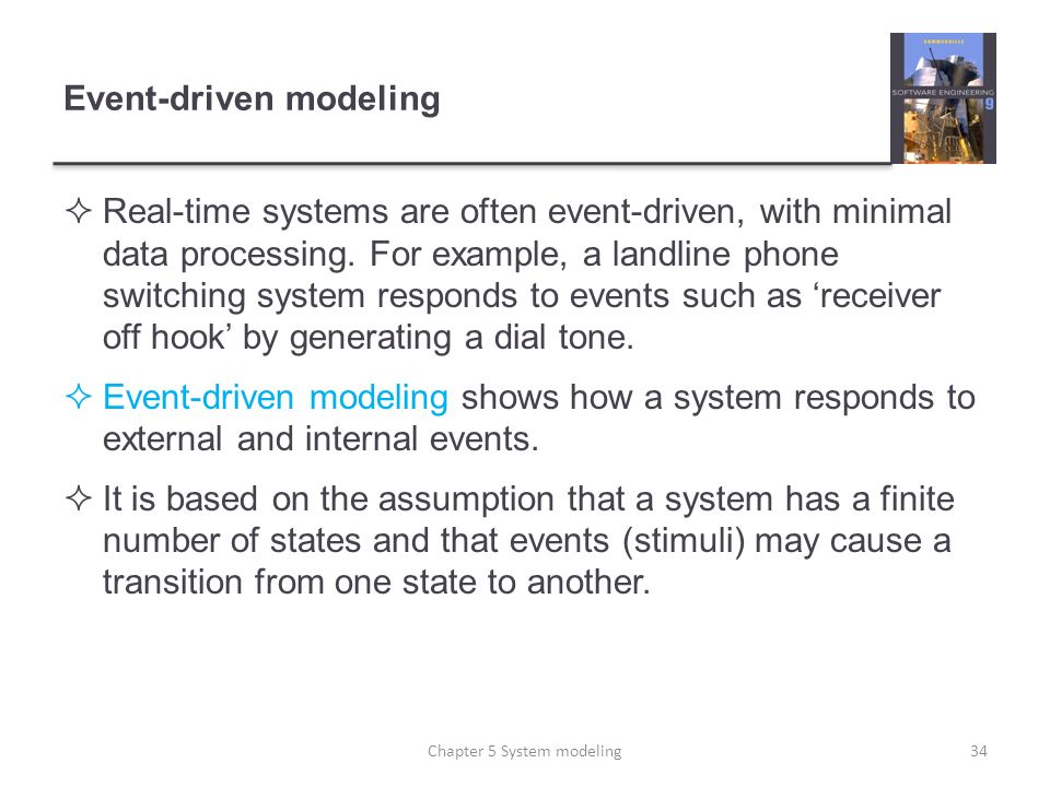 Event-driven modeling