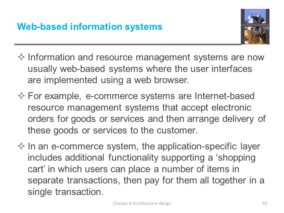 Web-based information systems