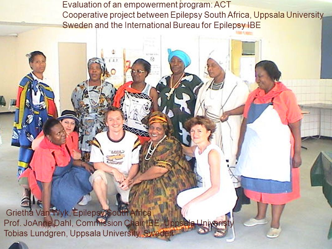 Evaluation of an empowerment program: ACT