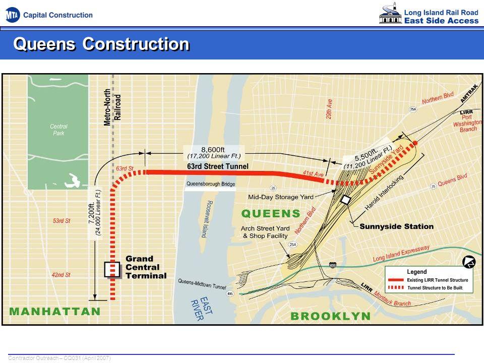 Queens Construction