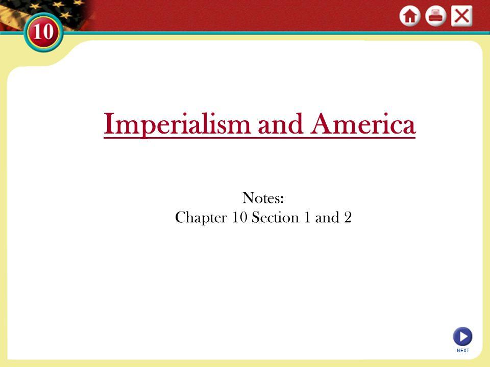 overseas imperialism fundamental departure or