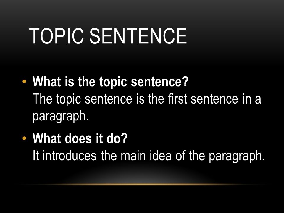 Choose one of the prompts listed below. Write a five-sentence paragraph using chronological