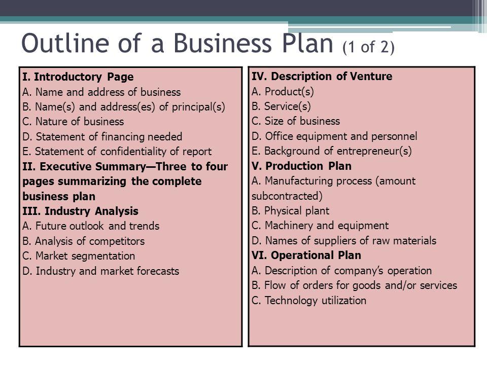 Entertainment business plan polkadottrail a sample film video production business plan template wajeb Images