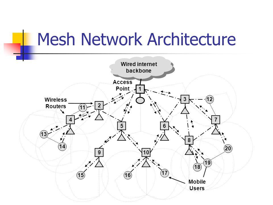 Mesh Network Architecture
