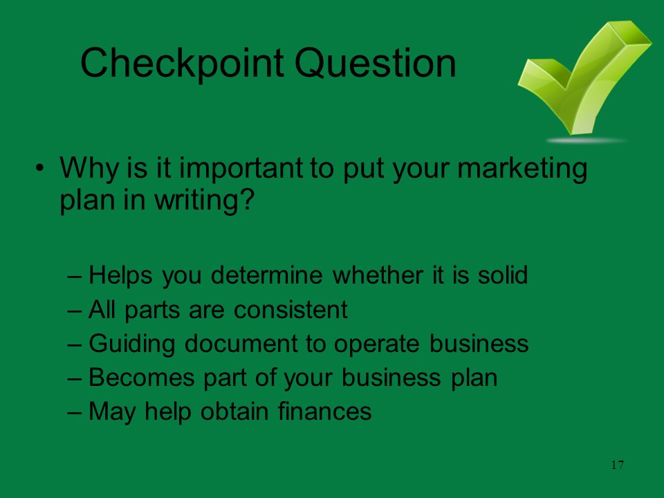 What Is the Importance & Purpose of a Business Plan?