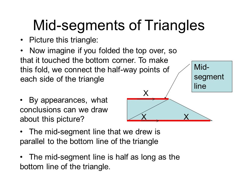Unit 8 Triangles This unit continues with triangles ppt download – Midsegments of Triangles Worksheet