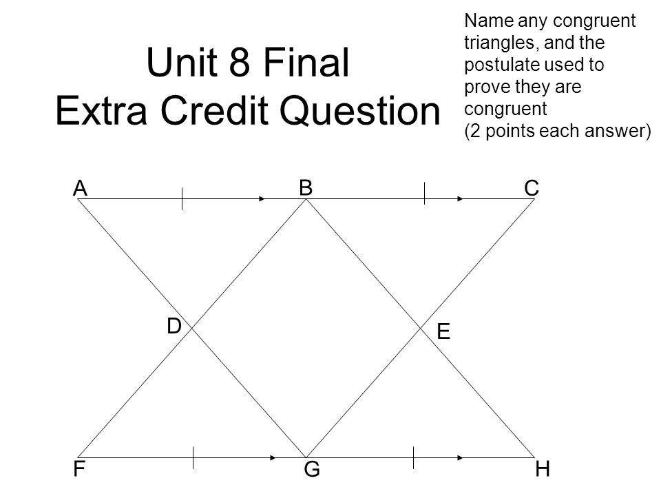 extra credit for final Extra credit points to make sure any extra credit points participants have earned are counted correctly, you'll need to make sure that the grade item, the grade category, and the final.