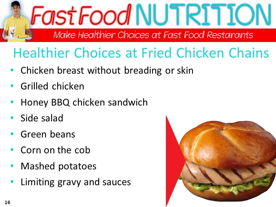 What Are These Chemicals In Fast Food Sandwiches Bread Hamburger