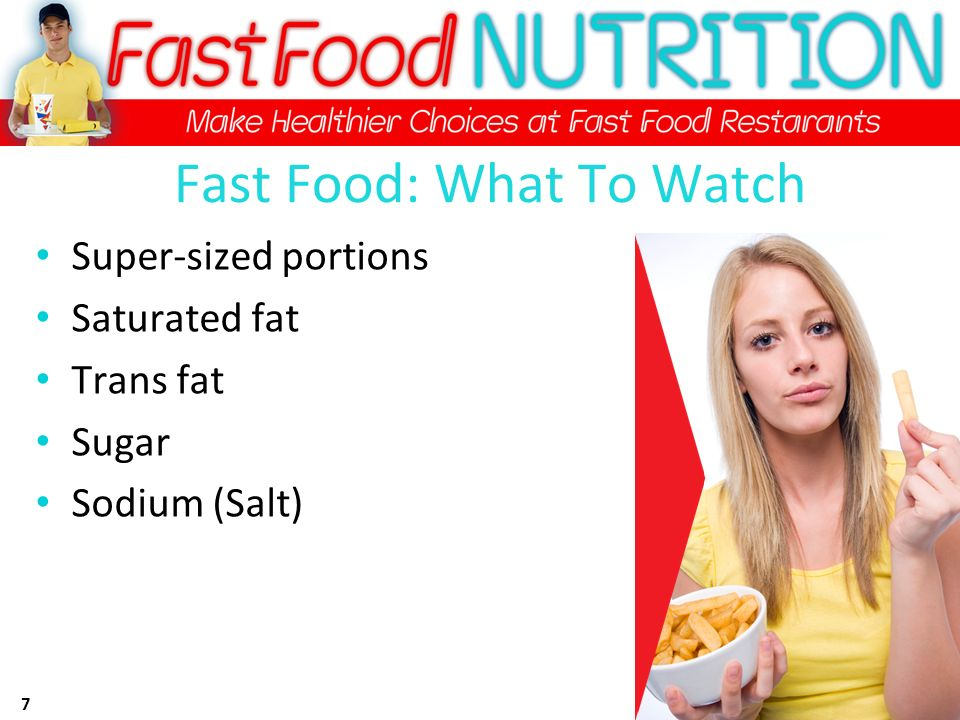 How Many Adults Consume Fast Food