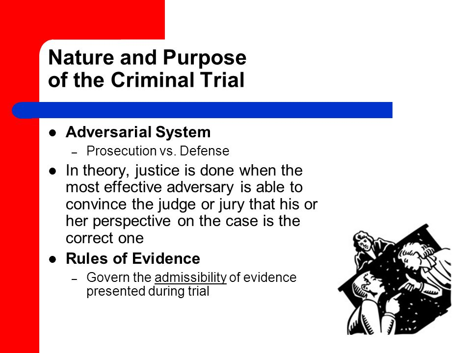 Nature and Purpose of the Criminal Trial