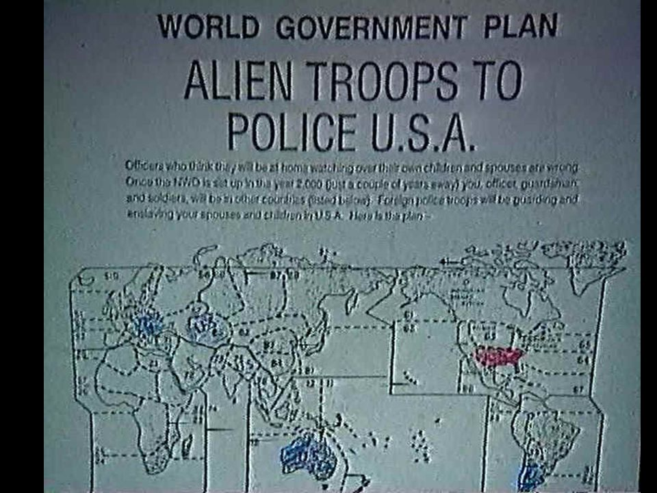World Government Plan