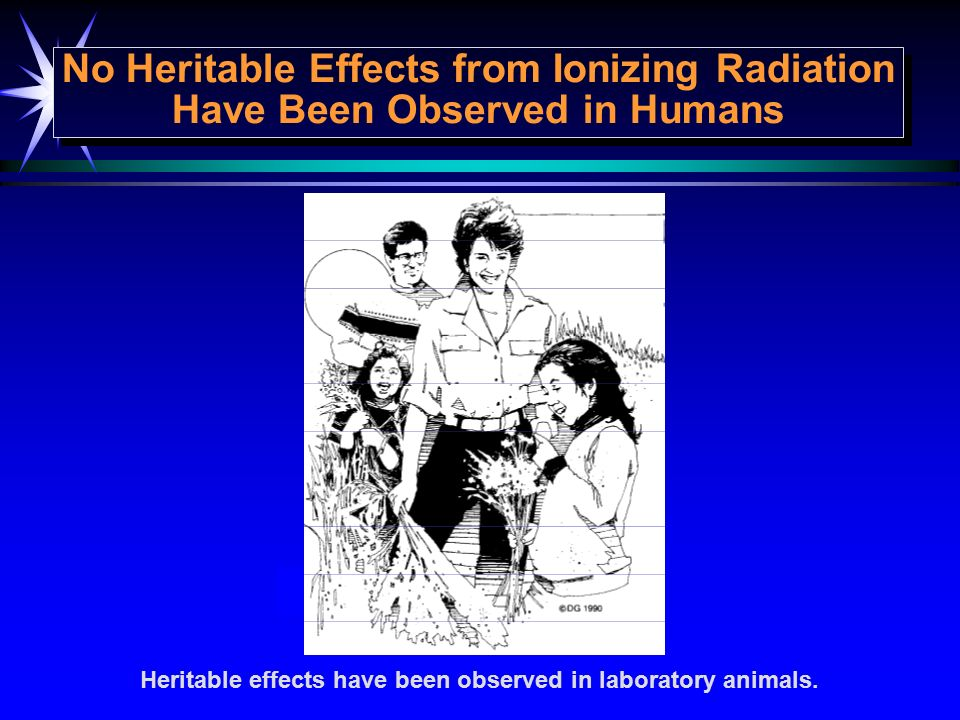 radiation effects on humans pdf