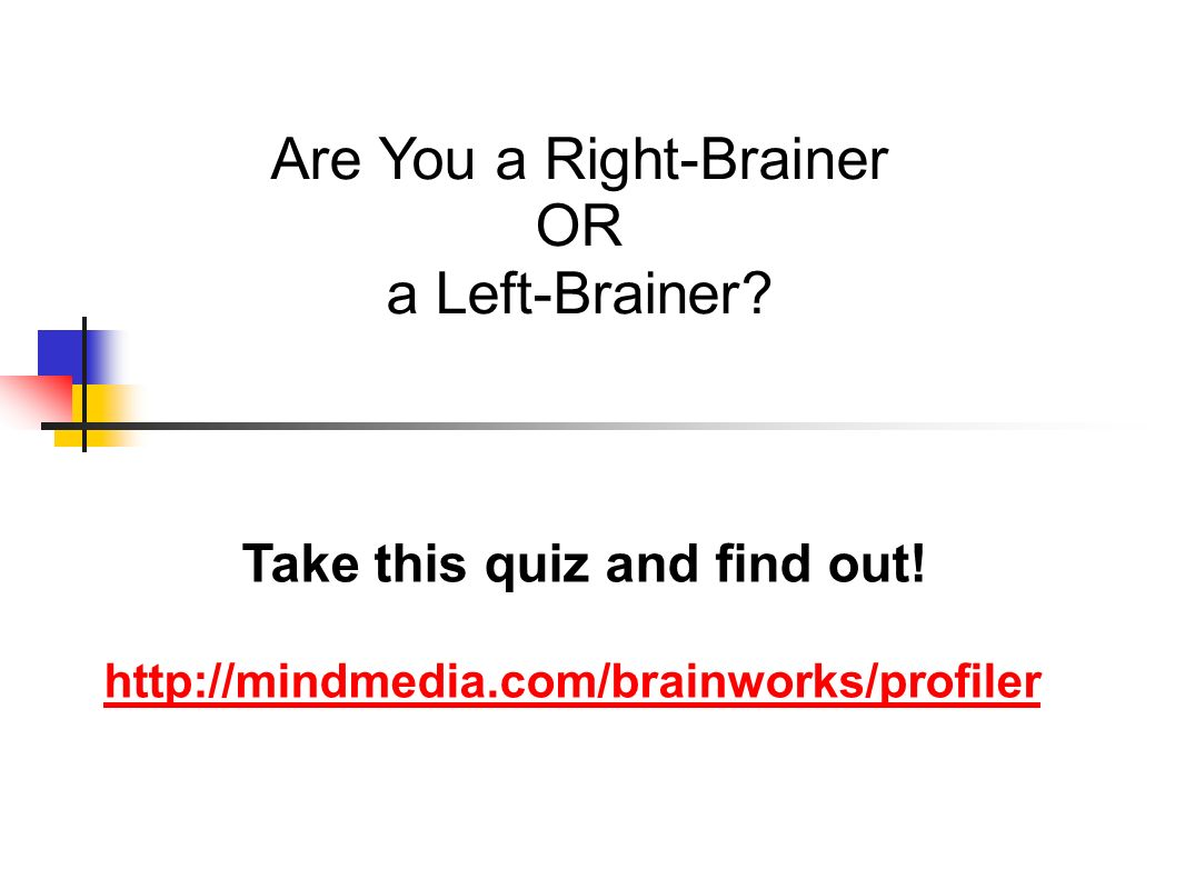 Take this quiz and find out!