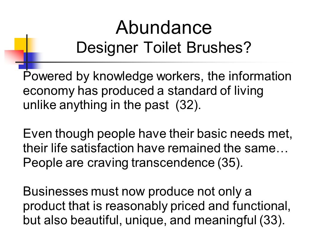 Abundance Designer Toilet Brushes