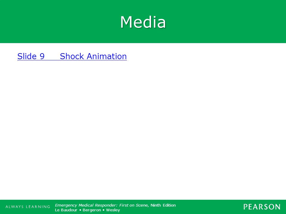 Media Slide 9 Shock Animation