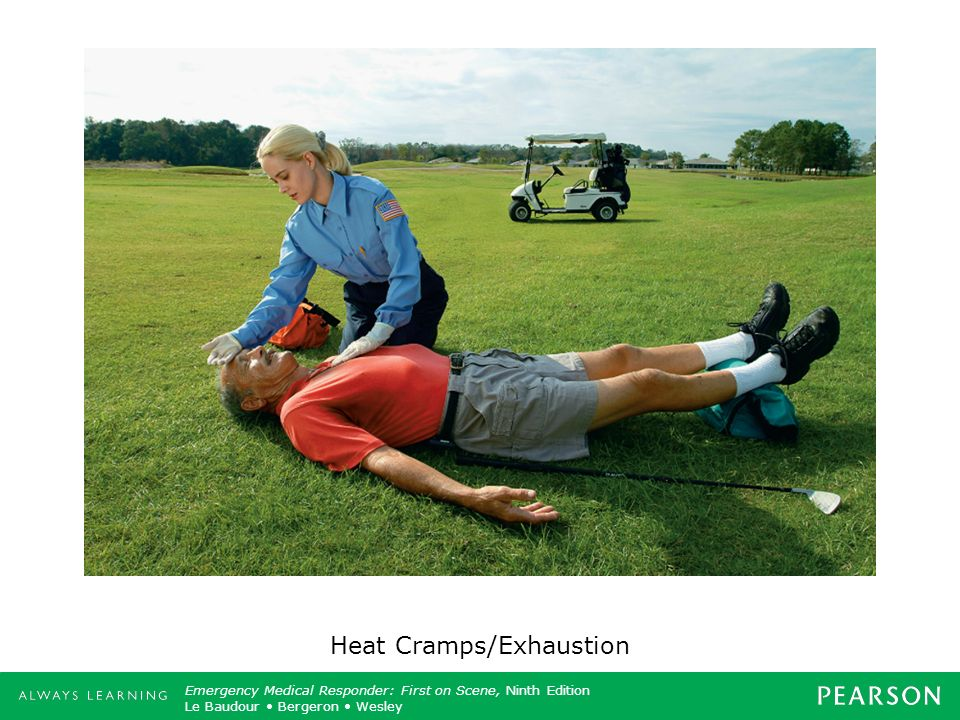 Heat Cramps/Exhaustion