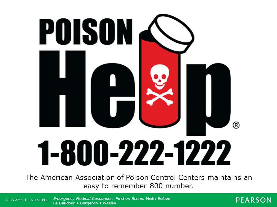 The American Association of Poison Control Centers maintains an easy to remember 800 number.