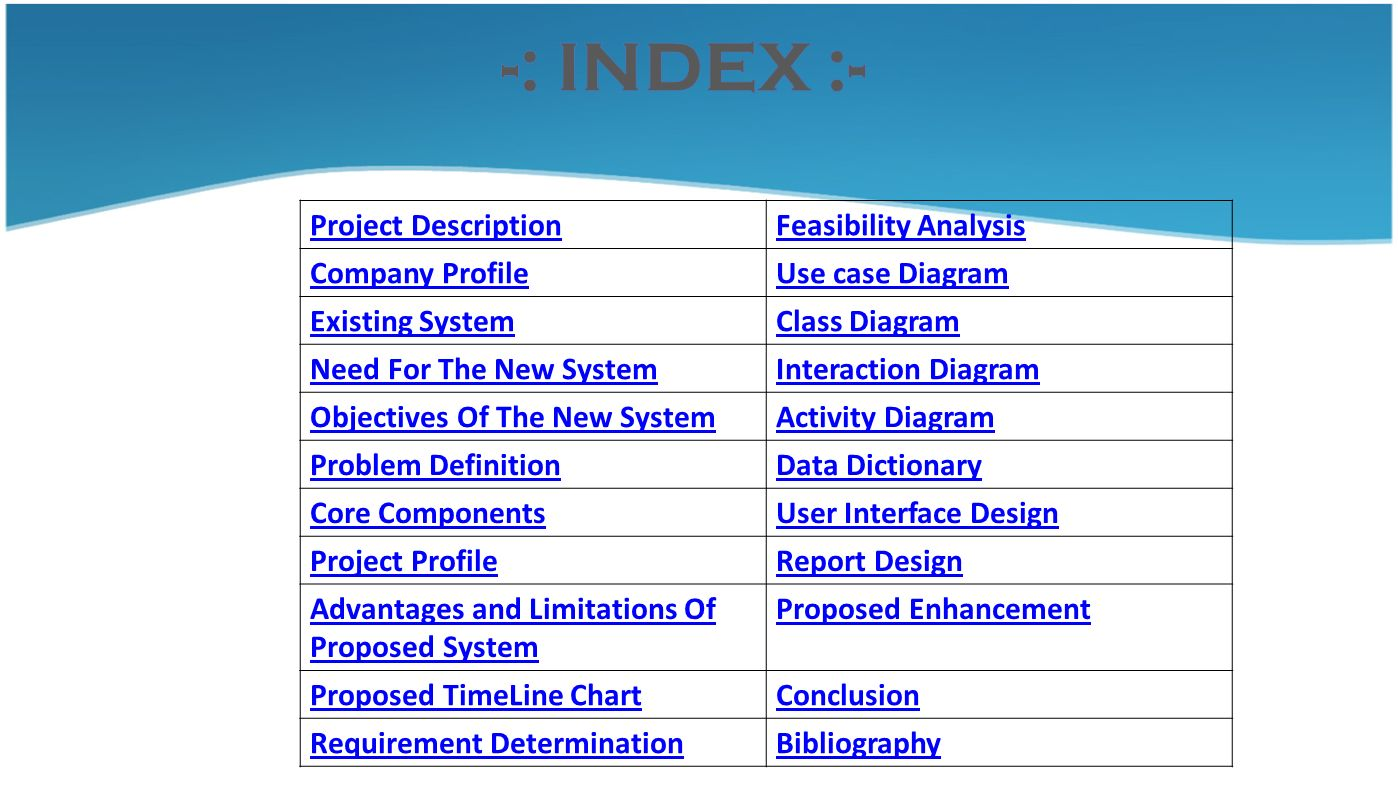 Document archival system ppt download 2 index project description feasibility analysis company profile use case diagram ccuart Image collections