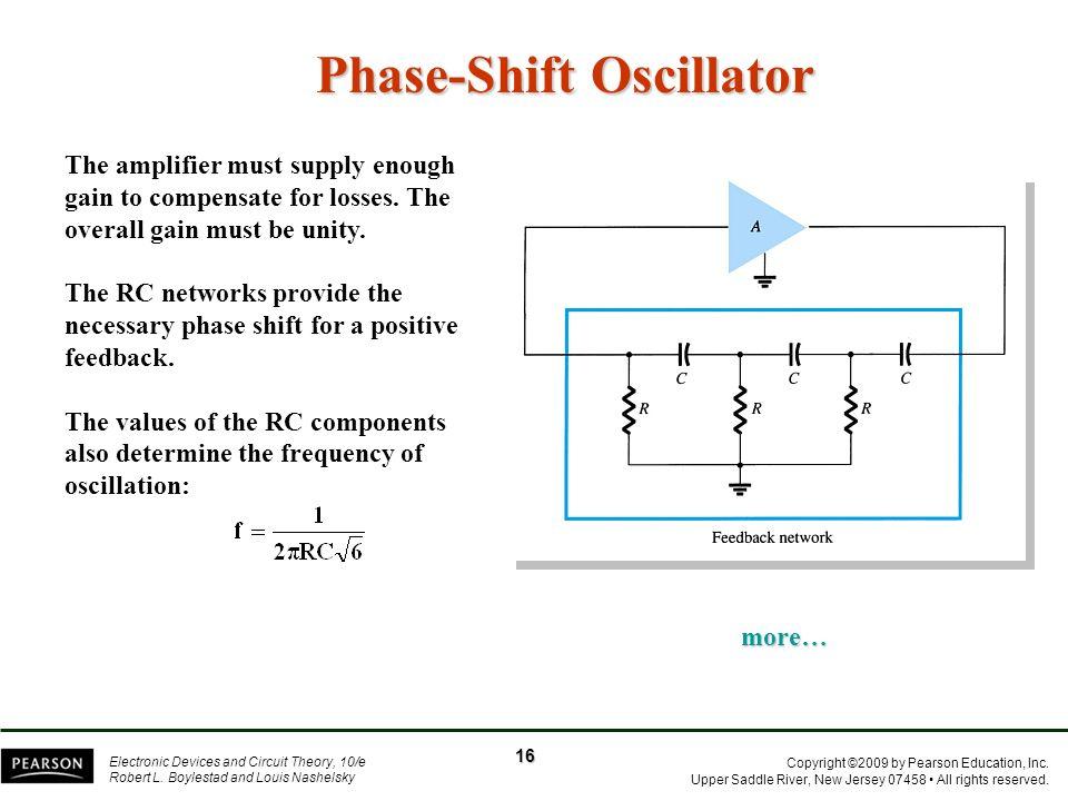 Phase-Shift Oscillator