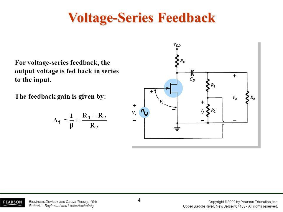 Voltage-Series Feedback