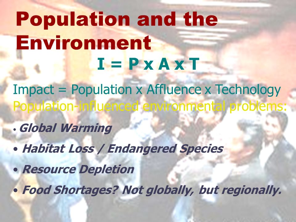 essay on growing population endangering environment Deforestation essay for class 1  all the requirements of the growing population  and environment because of the deforestation many unique species of the.