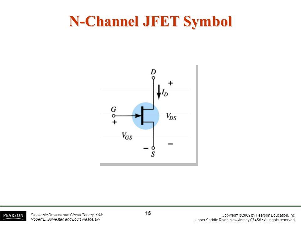 N-Channel JFET Symbol 15