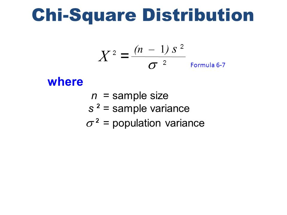 3 Chi Square Distribution
