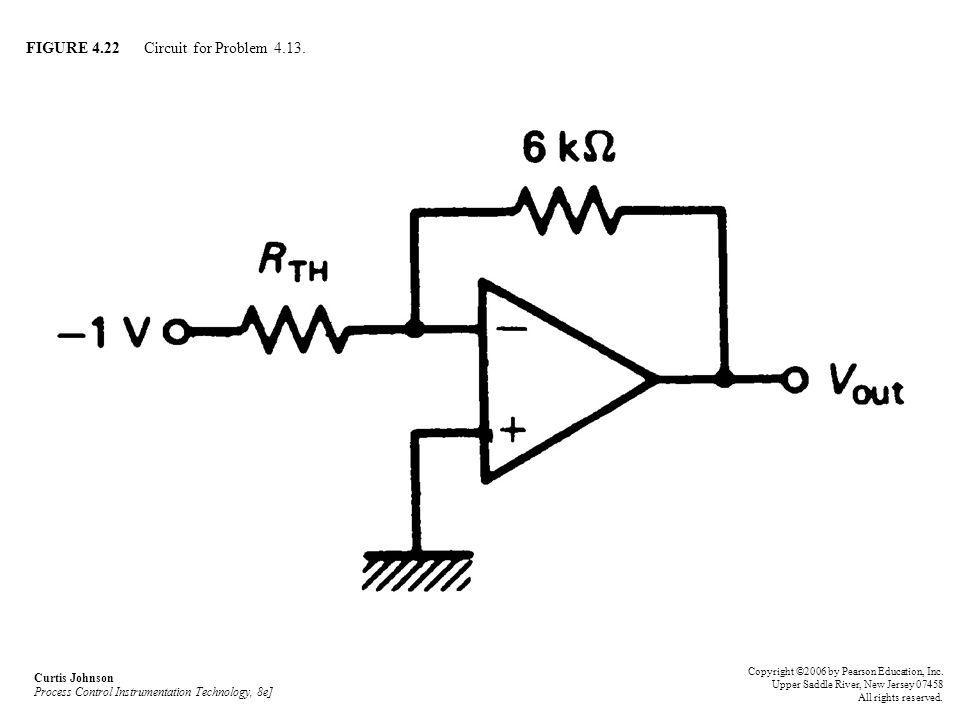 FIGURE 4.22 Circuit for Problem 4.13.