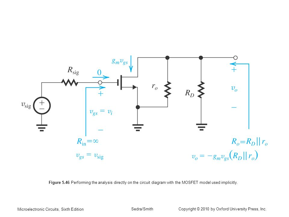 mos field-effect transistors  mosfets