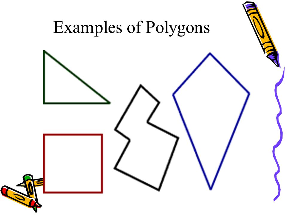 Examples of Polygons